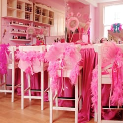 every little girls dream party