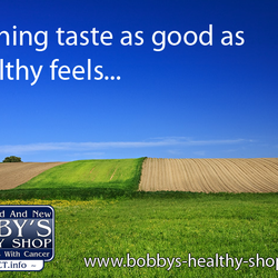 Bobbys Healthy Shop, Bristol