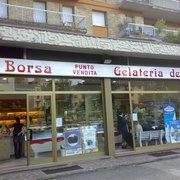 Gelateria del Borsa, Bergamo