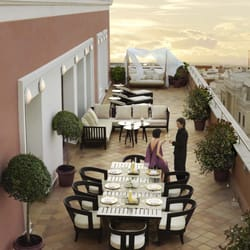 Terraza Suite Real