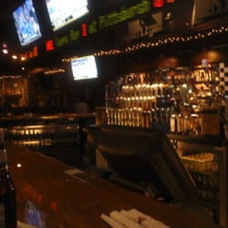 Panini's Bar and Grill - view from the bar :) - Brunswick, OH, Vereinigte Staaten