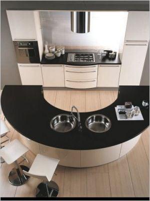 lagune giro coloris muscade brillante plan de travail stratifi all black yelp. Black Bedroom Furniture Sets. Home Design Ideas
