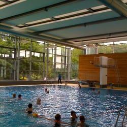 Hallenbad im Sportpark Bottrop, Bottrop, Nordrhein-Westfalen