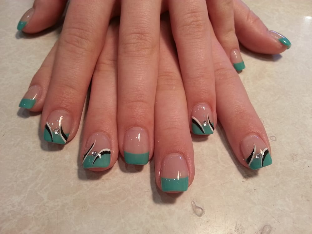 Photos for top 39 s nail salon yelp for Acrylic nails salon