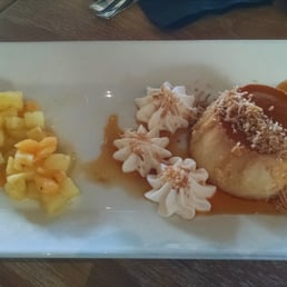 ... Betty Fish House - Oceanside, CA, United States. Coconut Rum Flan - $5