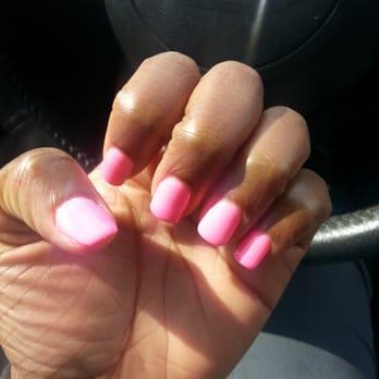 Heavenly Nails & Spa - Tampa, FL, United States. Opi shellac nails