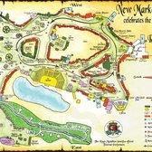 Alfa Img  Showing Gt Texas Renaissance Festival Map