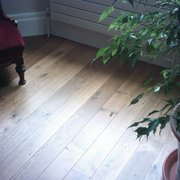 solid oak floors, laminates and tiled