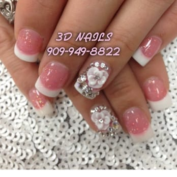 3d nails 1077 photos nail salons upland ca for 3d nail salon upland ca