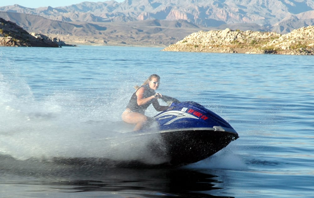 Get Wet! Rent a waverunner jetski at Las Vegas Boat Harbor. | Yelp