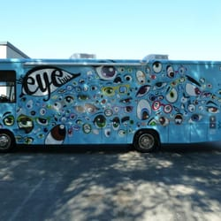 Prevent Blindness Northern California - The Eye Bus - San Francisco, CA, Vereinigte Staaten