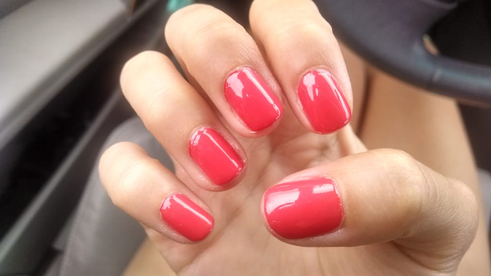 Magic nails nail salons littleton co yelp for 4 sisters nail salon