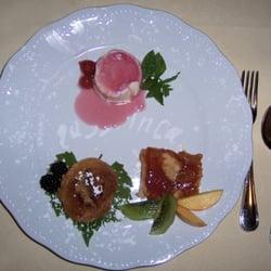 Der Dessert im La Brinca