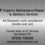 KT Property Maintenance/Repair & Advisory Services