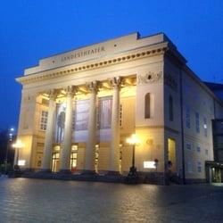 Landestheater, Innsbruck, Tirol, Austria