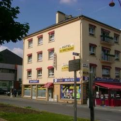Hotel de Bretagne, Fougères, Ille-et-Vilaine