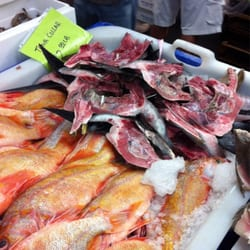 J deluca fish company seafood markets san pedro ca for Wholesale fish market los angeles