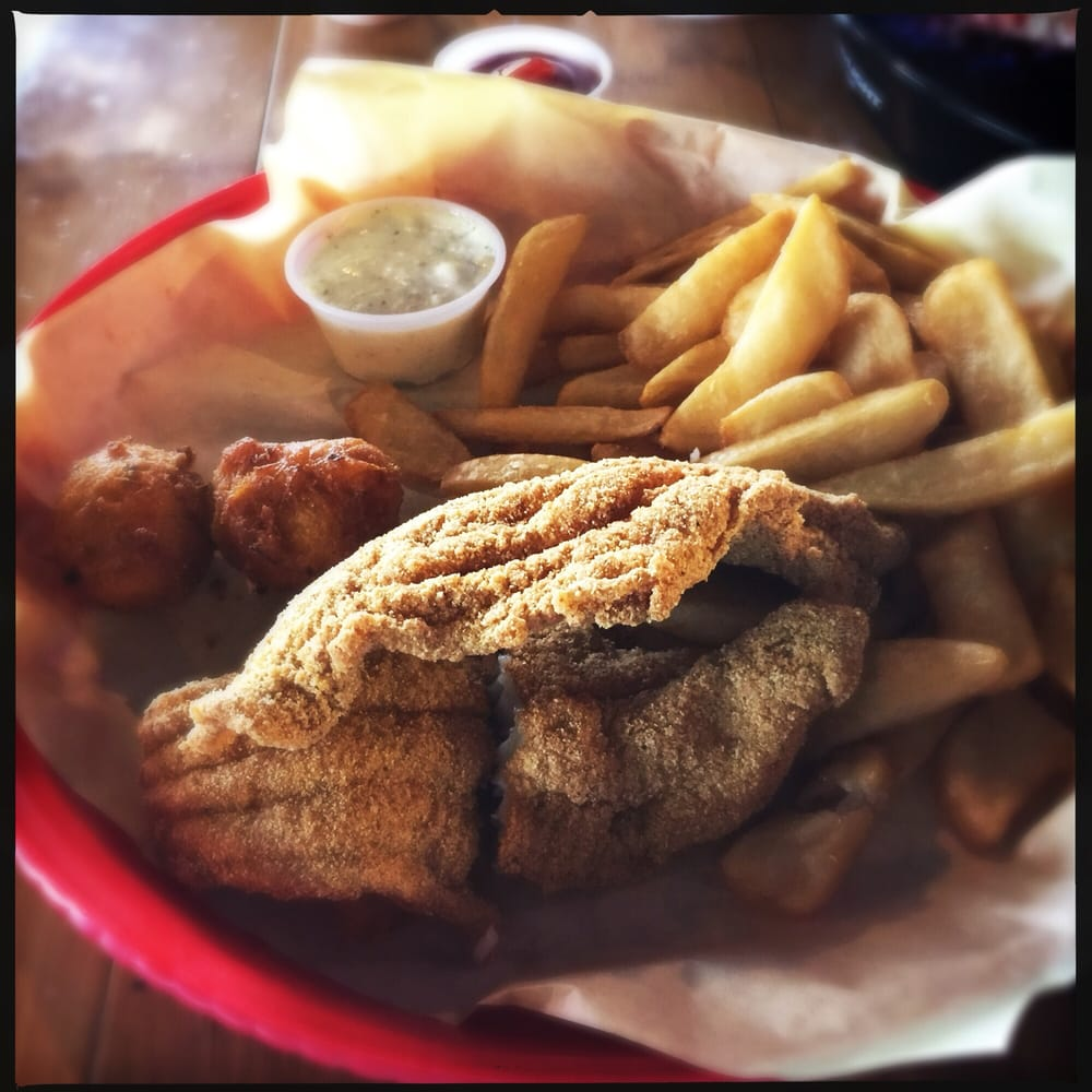 Tuesday lunch special yelp for Fish shack near me