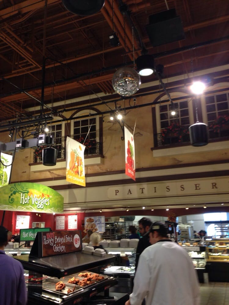 Wegmans grocery pittsford ny yelp for Food bar wegmans pittsford