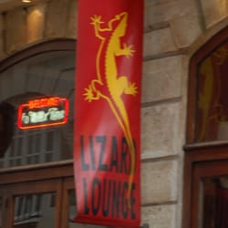 The Lizard Lounge, Paris, France