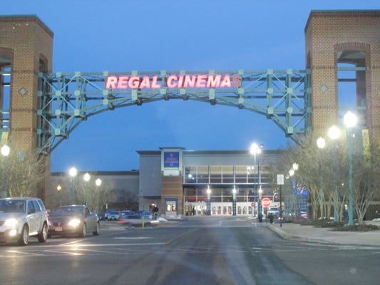 Alexandria Movie Theater Showings