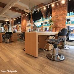 Pink lime salon spa hair salons downtown vancouver for A salon vancouver