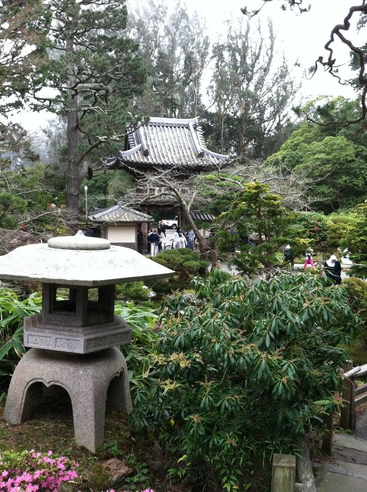 Japanese Tea Garden San Francisco Ca United States Yelp