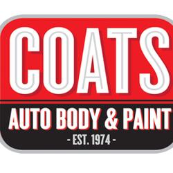 Coats Auto Body Paint Raleigh