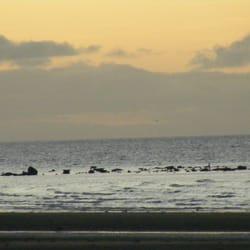 Ayr Beach, Ayr, UK