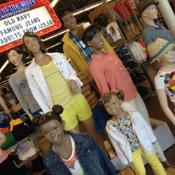Old Navy Clothing Store - Falls Church, VA, United States by Danny V