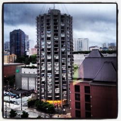 ... high rise apartment community in Seattle. - Seattle, WA, United States