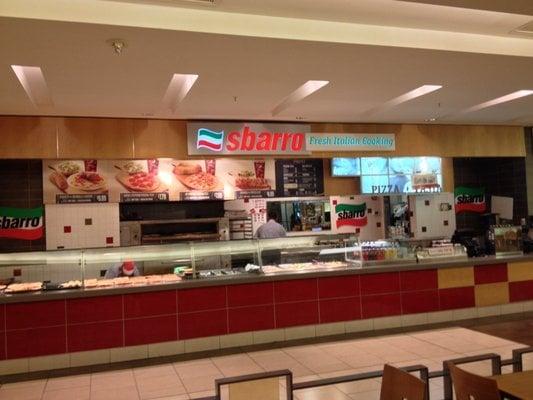 Sbarro italienisches restaurant stamford town center for Elite motors stamford ct