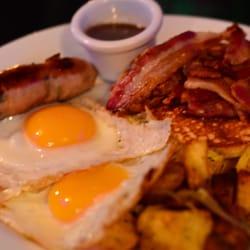 Full American Breakfast :D