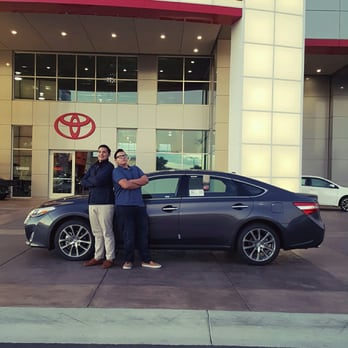 Dublin Toyota - Dublin, CA, United States. We purchased a 2015 Avalon for my 2 boys! Had an OUTSTANDING experience at Dublin Toyota