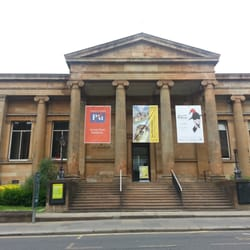 Front of the Paisley Museum And Art…