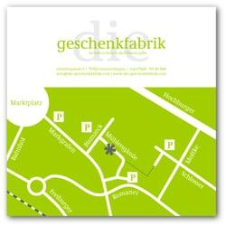 die geschenkfabrik, Emmendingen, Baden-Württemberg