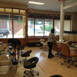 La vie nail salon nail salons porter square for Acton nail salon