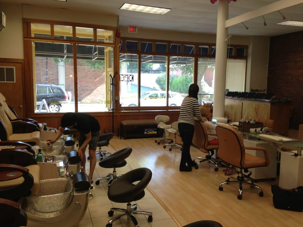 la vie nail salon nail salons porter square