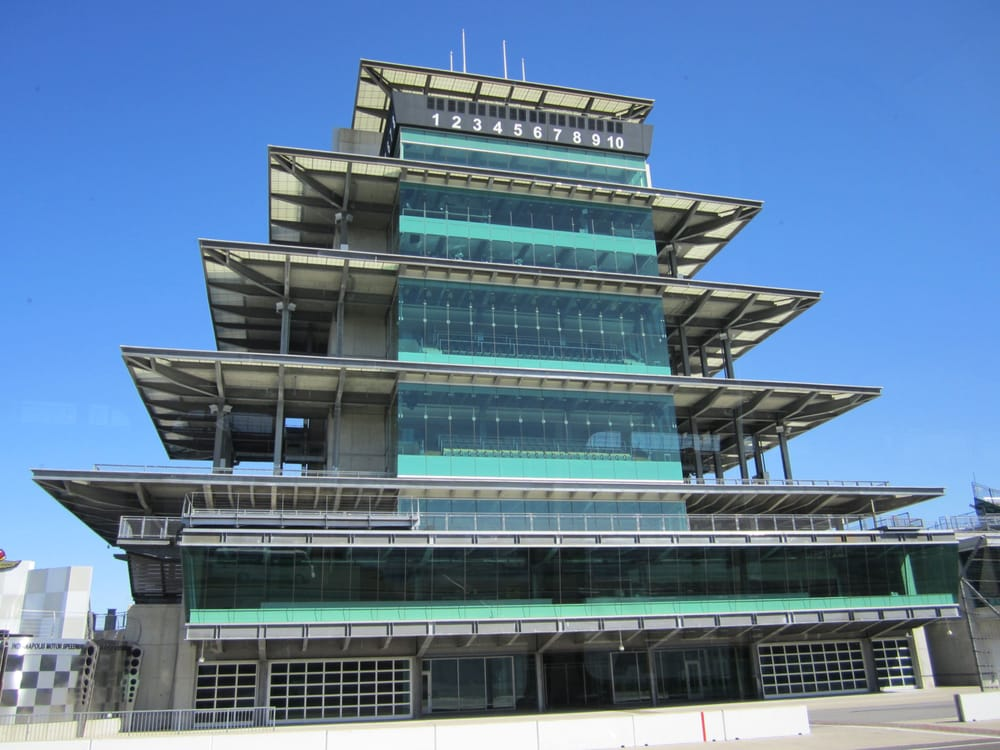 Indianapolis Motor Speedway Hall Of Fame Museum 111
