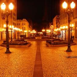 Rua XV de Novembro, Curitiba - PR