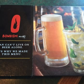 reviews of Smokey Bones Bar & Fire Grill