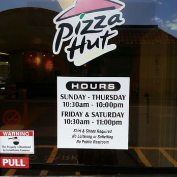 Pizza Hut hours and Pizza Hut locations along with phone number and map with driving directions. ForLocations, The World's Best For Store Locations and Hours Login/5().