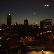 CityView Raquet Club - Night time view - Long Island City, NY, Vereinigte Staaten