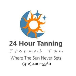 Eternal tan 24 hour tanning mcknight pa yelp for 24 hr tanning salon