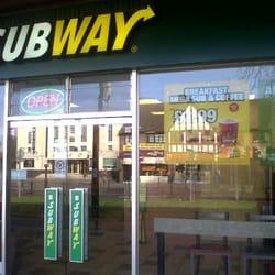 Subway, Crawley, West Sussex