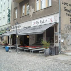 Dada Falafel, Berlin, Germany