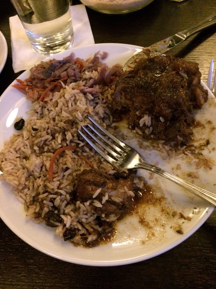 The food was so delicious and tasted like authentic for Authentic caribbean cuisine