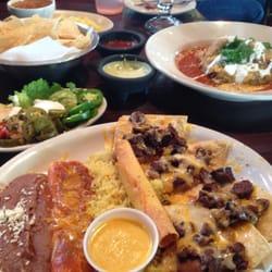 Gringo39;s Mexican Kitchen  Enchilada/Taco/Nacho Combo amp; Chile Relleno