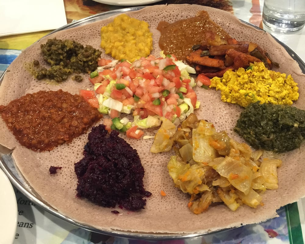 for Abol ethiopian cuisine silver spring md