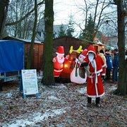 Hoho hoho, der Weihnachtsmann kommt...